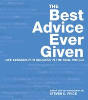 Cover of: The Best Advice Ever Given (1001)