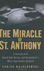 The Miracle of St. Anthony by Adrian Wojnarowski