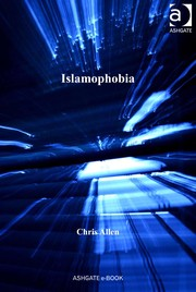 Cover of: Islamophobia | Christopher Allen