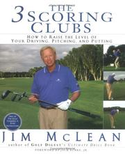 Cover of: The 3 Scoring Clubs | Jim McLean