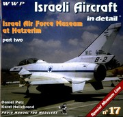 Cover of: Israeli Aircrafts in detail | Daniel Petz
