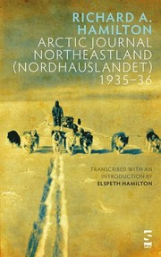 Cover of: Arctic Journal Northeastland (Nordhauslandet) 1935-36