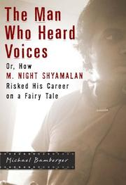 Cover of: The Man Who Heard Voices | Michael Bamberger