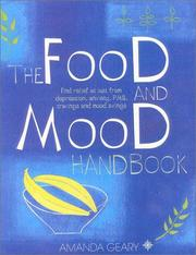 Cover of: The Food and Mood Handbook | Amanda Geary