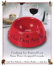 Cover of: The dog ate it