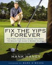 Fix the Yips Forever by Hank Haney, Matthew Rudy