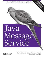 Cover of: Java message service | Mark Richards