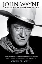 Cover of: John Wayne | Michael Munn