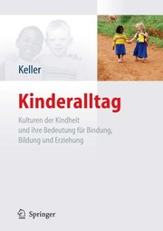 Cover of: Kinderalltag