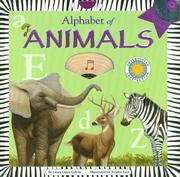 Cover of: Alphabet of Animals