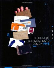 Cover of: The Best of Business Card Design 5 (Best of Business Card Design) | Cheryl Dangel Cullen