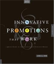 Cover of: Graphic Workshop: Innovative Promotions That Work | Lisa L. Cyr