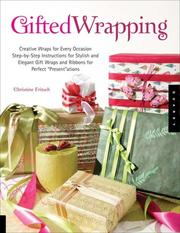 Cover of: Gifted wrapping | Christine Fritsch