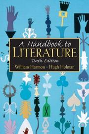 Cover of: A Handbook to Literature