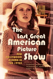 Cover of: The last great American picture show