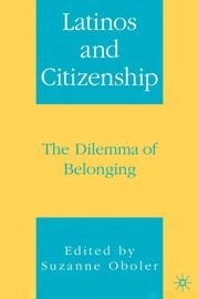 Cover of: Latinos and citizenship |