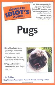 Cover of: The complete idiot's guide to pugs