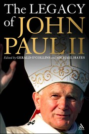 Cover of: The legacy of John Paul II |