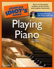 Cover of: The Complete Idiot's Guide to Playing Piano