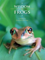 Cover of: Wisdom of Frogs (The Wisdom of Animals) | Franchesca Ho Sang