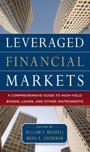 Cover of: Leveraged financial markets | William F. Maxwell
