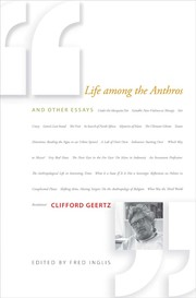 Cover of: Life among the anthros and other essays