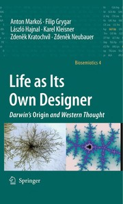 Cover of: Life as Its Own Designer | Anton MarkoВї