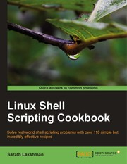 Cover of: Linux shell scripting cookbook | Sarath Lakshman