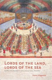 Cover of: Lords of the land, lords of the sea | Hans Hägerdal