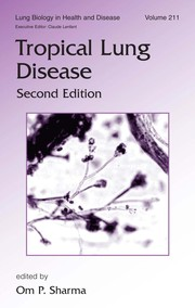 Cover of: Tropical lung disease |