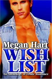 Cover of: Wish List | Megan Hart