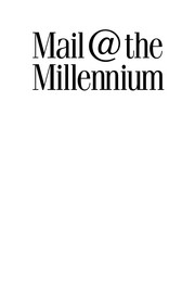 Cover of: Mail @ the millennium