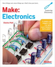 Cover of: Make: electronics by Charles Platt