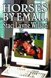 Cover of: Horses by Email