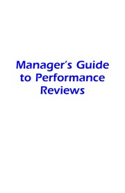Cover of: Manager