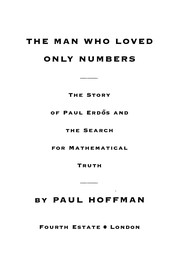 Cover of: The man who loved only numbers