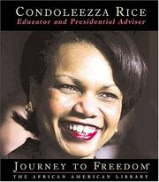 Cover of: Condoleezza Rice | Kevin Cunningham