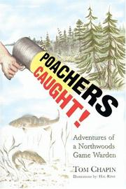 Cover of: Poachers Caught! | Tom Chapin