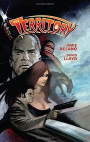 Cover of: The Territory | Jamie Delano