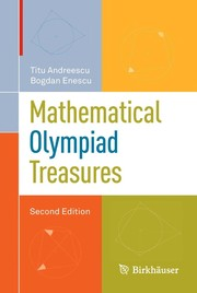 Cover of: Mathematical Olympiad treasures