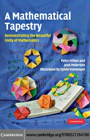 Cover of: A mathematical tapestry | Peter John Hilton