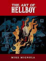 Cover of: The Art of Hellboy