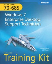 Cover of: MCITP self-paced training kit (exam 70-685) | Anthony Northrup