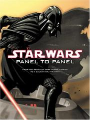Cover of: Star wars panel to panel