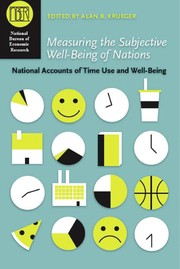 Cover of: Measuring the subjective well-being of nations |