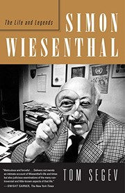 Cover of: Simon Wiesenthal | Tom Segev
