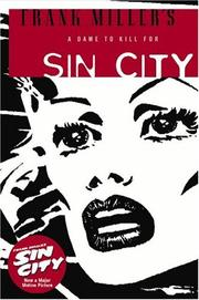 Cover of: A Dame to Kill For: a tale from Sin City.