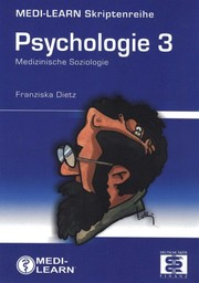 Cover of: Psychologie