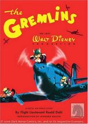 Cover of: The Gremlins: from the Walt Disney production.  A Royal air force story
