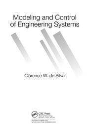 Cover of: Modeling and Control of Engineering Systems | Clarence W. de Silva